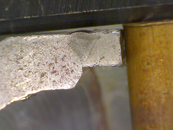 Butt joint welding