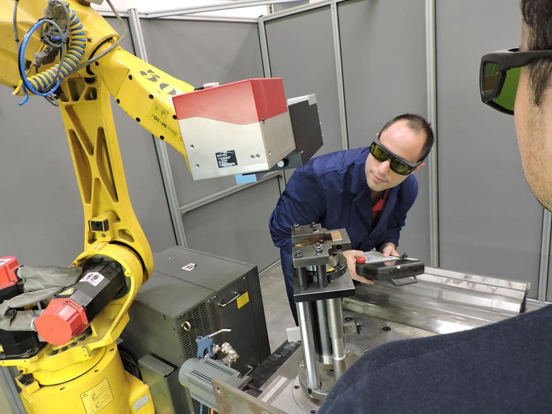 Workshop Tests And Prototype Laser Beam Welding