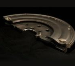Laser seam welding for clutch plates